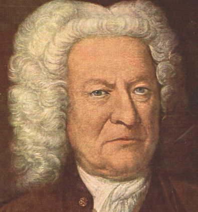 Bach at 60.